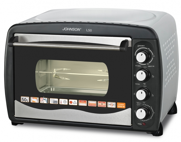 Mini forno Johnson L 50