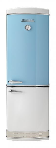 Combinado Tecnogas 1952 AQUA BLUE-WHITE
