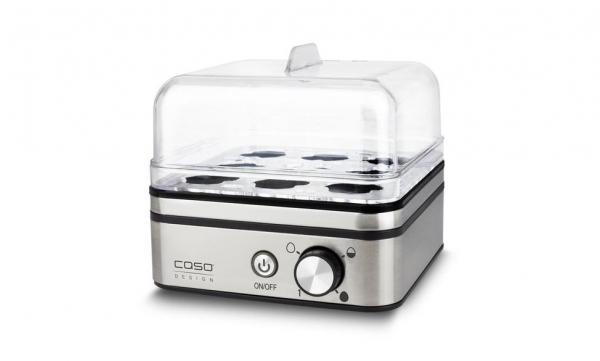 Cozedor a vapor de ovos CASO E9