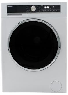 Máquina de lavar Roupa SHARP 8 Kg ES-GFH8144W3ES  A+++