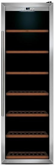 Garrafeira CASO WineSafe 192 com compressor profissional