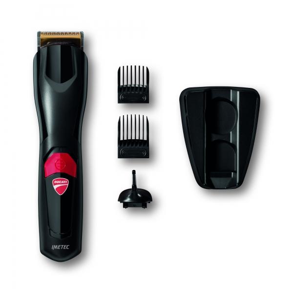 Aparador de barba multifunções DUCATI GK608 WARM UP