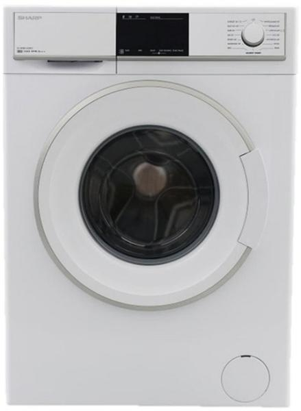 Máquina de lavar Roupa SHARP 8 Kg ES-HFB8143W3
