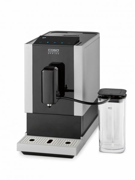 Máquina de café digital CASO Café Crema Touch