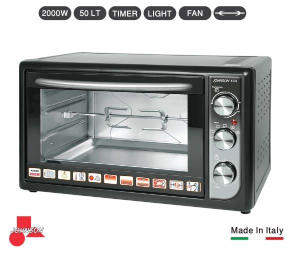 Mini forno Johnson X 50